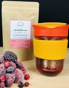 Fruit Tea Smoothie