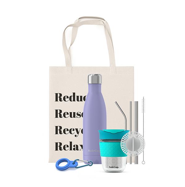 SoleCup Essential Reusables Bundle