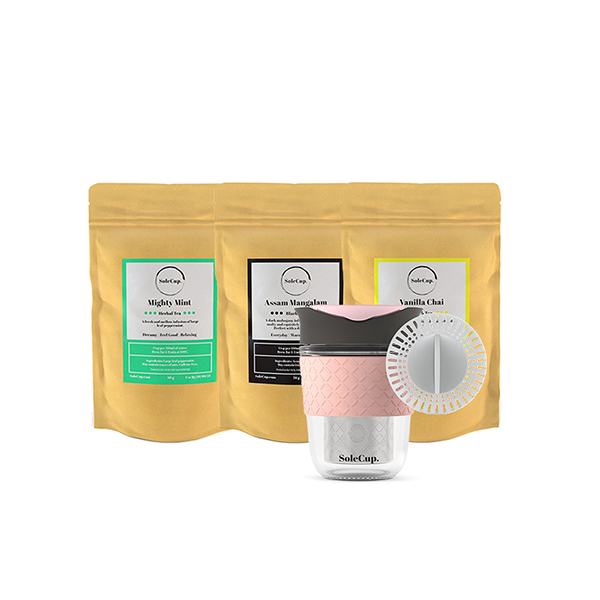 SoleCup Loose Tea Gift Bundle