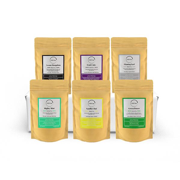 SoleCup Loose Tea Gift Set