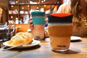 Black SoleCup Travel Mug
