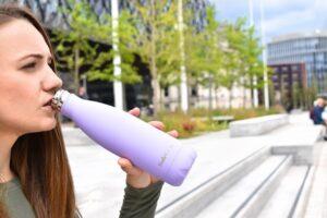 Violet Reusable Bottle