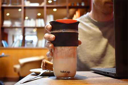 Large Travel Coffee Cup