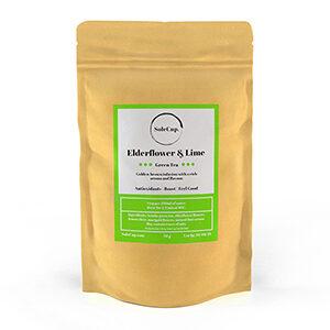 SoleCup - Elderflower and Lime Loose Tea
