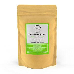 Elderflower and Lime Loose Tea
