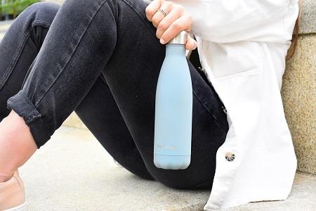 SoleCup Thermos Water Bottle