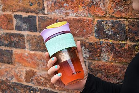 Large Tea Travel Mug