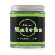 SoleCup Ceremonial Matcha Powder