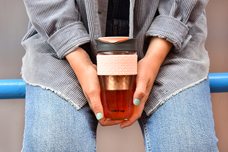 SoleCup Travel Tea Infuser - Large